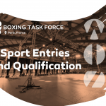 Wiz-Team supports boxing in the final round before Tokyo 2020